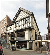 2,406 SF High Street Shop for Rent  |  30 Bridge Street, Chester, CH1 1NQ