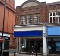 1,174 SF High Street Shop for Sale  |  9 Bradshawgate, Leigh, WN7 4NB