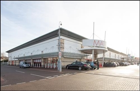 7,518 SF Retail Park Unit for Rent  |  F, Birmingham, B33 9AN