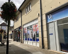 695 SF Shopping Centre Unit for Rent  |  Unit 12, Borough Parade, Chippenham, SN15 3WL