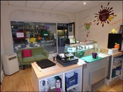321 SF High Street Shop for Rent  |  Shop 4, Eagle House, Jersey, JE2 4QB