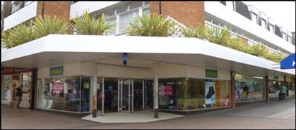 1,259 SF Shopping Centre Unit for Rent  |  The Martlets Shopping Centre, Burgess Hill, RH15 9BQ