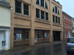 725 SF Shopping Centre Unit for Rent  |  Unit 34-36 Green Lanes Shopping Centre, Barnstaple, EX31 1TD