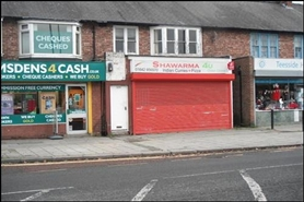 748 SF High Street Shop for Sale  |  107 Acklam Road, Middlesbrough, TS5 5HR
