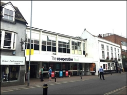 6,956 SF High Street Shop for Rent  |  The Co-Operative, Worcester, WR1 3QT