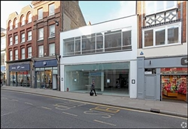 1,700 SF High Street Shop for Rent  |  59 George Street, Richmond, TW9 1HE