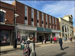 4,330 SF High Street Shop for Rent  |  Unit 2, Lincoln, LN5 7AL