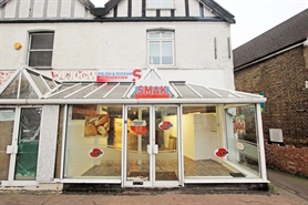 840 SF High Street Shop for Rent  |  194 Cheam Common Road, Worcester Park, KT4 8QW