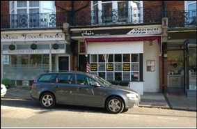 425 SF High Street Shop for Rent | 13 Meads Street, Eastbourne, BN20 7QY