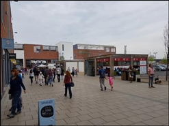 430 SF Shopping Centre Unit for Rent  |  Kiosk 4, Old Market, Hereford, HR4 9HR