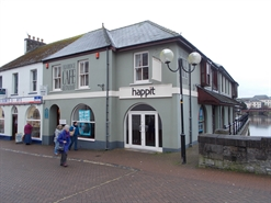2,263 SF High Street Shop for Rent  |  1 Old Bridge Street, Haverfordwest, SA61 2EZ