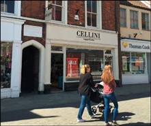 773 SF High Street Shop for Rent  |  26 Toll Gavel, Beverley, HU17 9AR