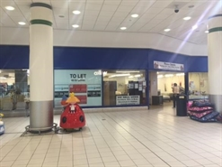 3,298 SF Shopping Centre Unit for Rent  |  Unit 10, Newgate Shopping Centre, Bishop Auckland, DL14 7JQ