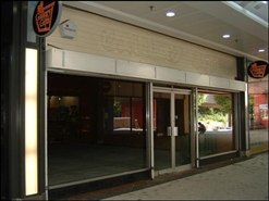 1,462 SF Shopping Centre Unit for Rent  |  Unit 4, The Malls Shopping Centre, Basingstoke, RG21 7HY