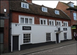 696 SF High Street Shop for Rent  |  29 - 31 High Street, Fordingbridge, SP6 1AS