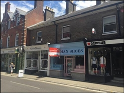 1,121 SF High Street Shop for Sale  |  29 South Street, Dorchester, DT1 1BY