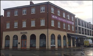 1,973 SF High Street Shop for Rent  |  Buckshaw Village, Chorley, PR7 7JA