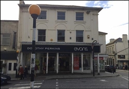 1,695 SF High Street Shop for Rent  |  9 Market Place, Penzance, TR18 3HX