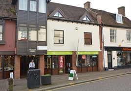 554 SF High Street Shop for Rent  |  5 High Street, Ringwood, BH24 1AB