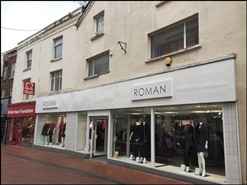 1,822 SF High Street Shop for Rent  |  52 - 53 Wind Street, Neath, SA11 3EN