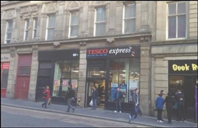 3,318 SF High Street Shop for Rent  |  Victoria Buildings, Newcastle Upon Tyne, NE1 5JG