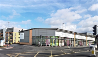 13,000 SF High Street Shop for Rent  |  Old Market Gateway, Hereford, HR4 9HS