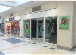 1,323 SF Shopping Centre Unit for Rent  |  Unit 8, Walnuts Shopping Centre, Orpington, BR6 0TW