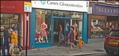 898 SF High Street Shop for Rent  |  50 Northgate Street, Gloucester, GL1 1SQ
