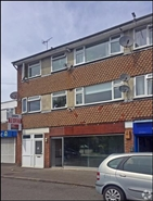 550 SF High Street Shop for Rent  |  120 Cookham Road, Maidenhead, SL6 7HR