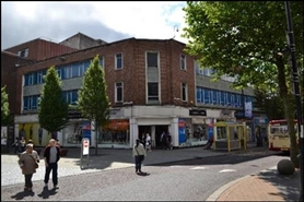 3,946 SF Shopping Centre Unit for Rent  |  Church Square Shopping Centre, St Helens, WA10 1BD