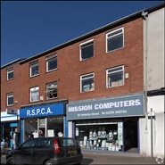 621 SF High Street Shop for Rent  |  99 Yorkshire Street, Rochdale, OL16 1DW