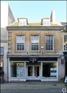 2,800 SF High Street Shop for Rent  |  6 High Street, Stamford, PE9 2AL