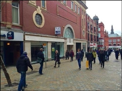 3,328 SF High Street Shop for Rent  |  Unit 2, Leeds, LS1 6LB
