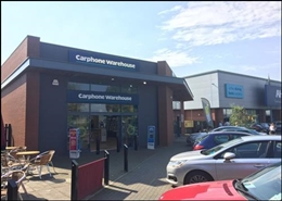 1,560 SF Retail Park Unit for Rent  |  Pod Unit 6, Kings Lynn, PE30 4NA