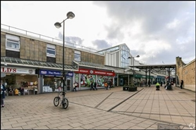 845 SF Shopping Centre Unit for Rent  |  35 Queensway, Keighley, BD21 3QQ