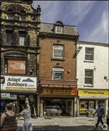 590 SF High Street Shop for Rent  |  7 Richmond Street, Liverpool, L1 1EE
