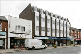 10,673 SF High Street Shop for Rent  |  Grove House, Stockport, SK7 4HS