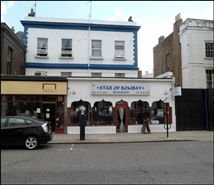 769 SF High Street Shop for Rent  |  157 Westbourne Grv, London, W11 2RS