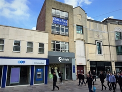 820 SF High Street Shop for Rent  |  4 Working Street, Cardiff, CF10 1GN