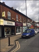 664 SF High Street Shop for Rent | 721 Wilmslow Road, Manchester, M20 6WF