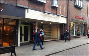 1,041 SF High Street Shop for Rent  |  26 Potter, Bishops Stortford, CM23 3UL