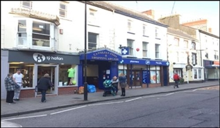 2,736 SF High Street Shop for Rent  |  14 - 15 Pendre, Cardigan, SA43 1JL