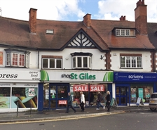 1,305 SF High Street Shop for Rent  |  113 The Parade, Sutton Coldfield, B72 1PU