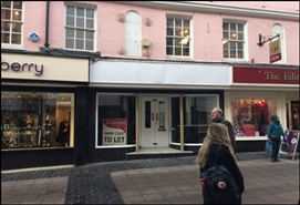 860 SF High Street Shop for Rent  |  33 London Street, Norwich, NR2 1HU