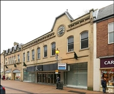 17,237 SF High Street Shop for Rent  |  32 - 34 West Gate, Mansfield, NG18 1RS