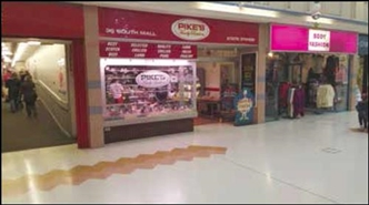 1,188 SF Shopping Centre Unit for Rent  |  Grays Shopping Centre, Grays, RM17 6QE