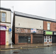 1,284 SF High Street Shop for Rent  |  48/50 Market Street, Heywood, OL10 4LY