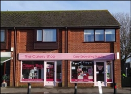 797 SF High Street Shop for Sale  |  147 Wareham Road, Wimborne, BH21 3LA