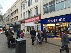 2,125 SF High Street Shop for Rent  |  54a-58 Northgate, Darlington, DL1 1PR