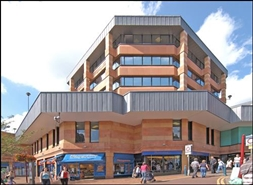 2,708 SF Shopping Centre Unit for Rent  |  Rochdale Exchange Shopping Centre, Rochdale, OL16 1EA